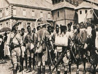 La première Guerre Mondiale au Cameroun