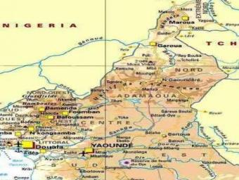 Géographie du Cameroun