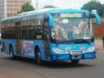 Le bus urbain