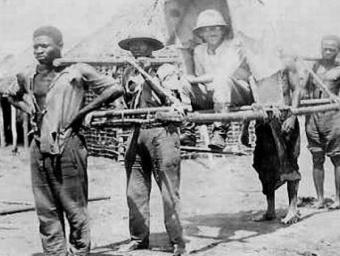 Les premiers européens sur la côte du Cameroun