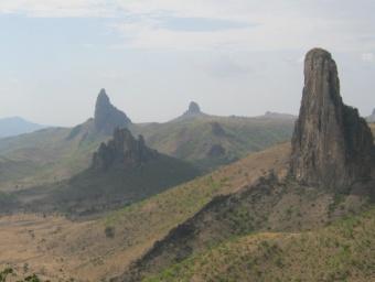 Les Monts Mandara