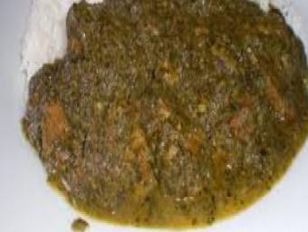 Feuilles de manioc (KPWEM)