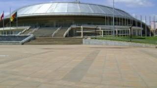 Le palais polyvalent de Yaoundé