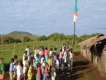 L'hymne nationale de Cameroun