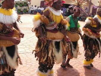 La danse au Cameroun