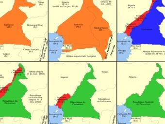 Le Cameroun sous mandat (1922-1946)