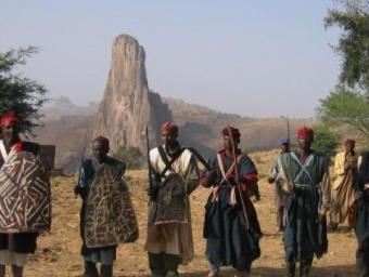 Le peuple Mandara
