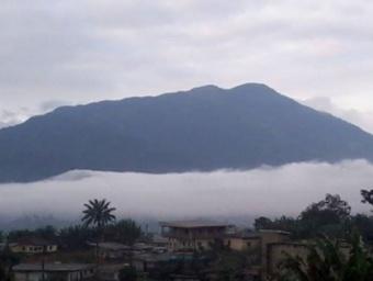 Le Mont Nlonako