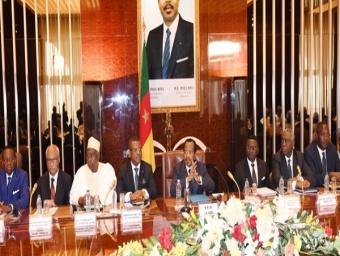 Le gouvernement du Cameroun du 04 janvier 2019