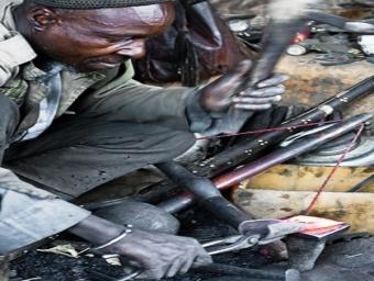 La forge au Cameroun