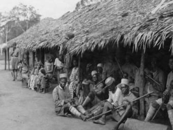 Le Cameroun pendant la 1er Guerre Mondiale