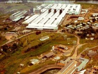 Le tissus industriel du Cameroun